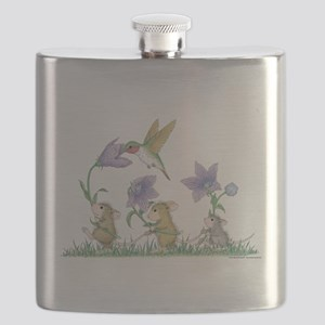 A Spring Tail Flask