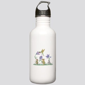A Spring Tail Water Bottle