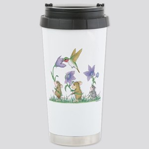 A Spring Tail Travel Mug