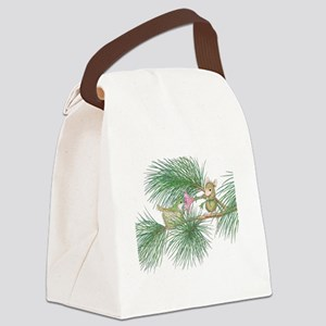 Out on a Limb Canvas Lunch Bag