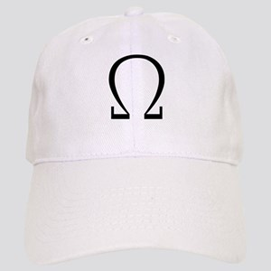 Greek Omega Symbol Cap