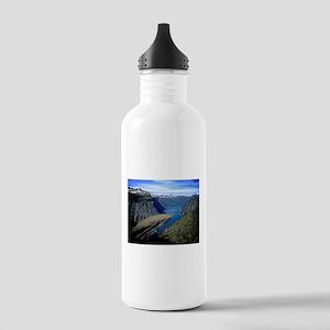 Trolltunga (Troll toungue) Water Bottle