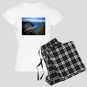 Trolltunga (Troll toungue) Pajamas