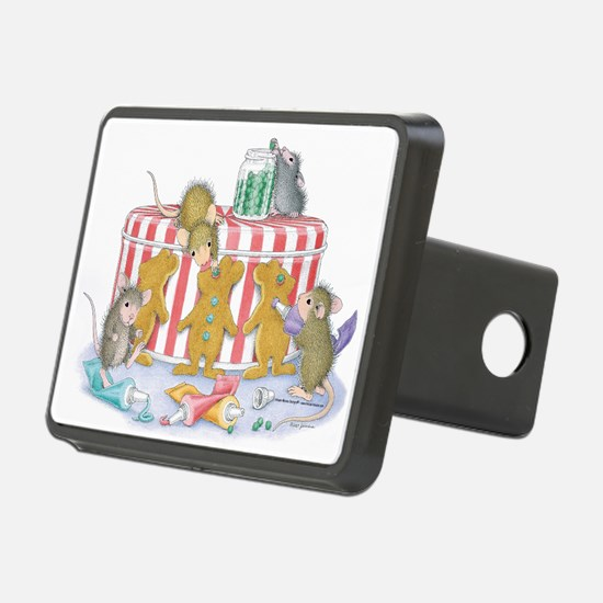 Ginger-Mouse Bakery Hitch Cover