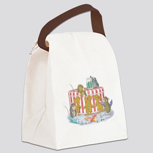 Ginger-Mouse Bakery Canvas Lunch Bag