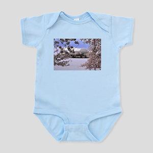 Thomas Jefferson Memorial Infant Bodysuit