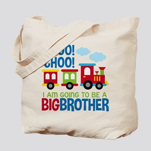 Train Big Brother to be Tote Bag