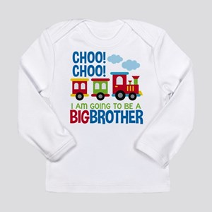 Train Big Brother to be Long Sleeve T-Shirt