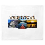 Whiskeytown King Duvet