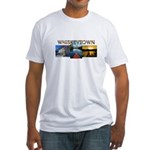 Whiskeytown Fitted T-Shirt