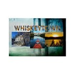 Whiskeytown Rectangle Magnet (100 pack)