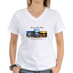 Whiskeytown Women's V-Neck T-Shirt