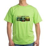 Whiskeytown Green T-Shirt