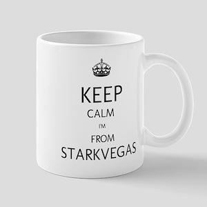 Keep Calm Im From Mug