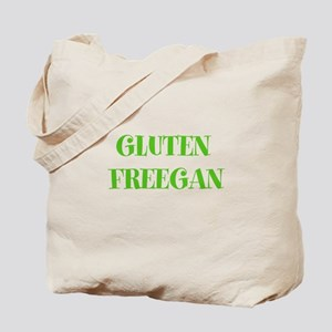 GLUTEN FREEGAN Tote Bag