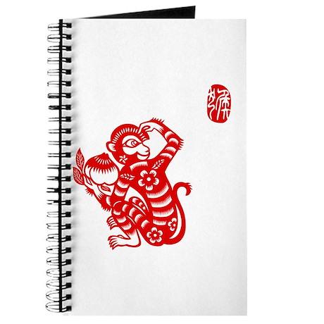 Asian Monkey - Journal