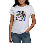 Crazy Shepherd Lady Women's T-Shirt