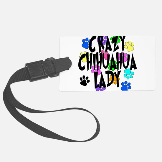 Crazy Corso Lady Luggage Tag