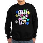 Crazy Dane Lady Sweatshirt (dark)
