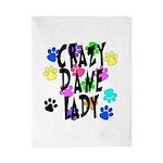 Crazy Dane Lady Twin Duvet
