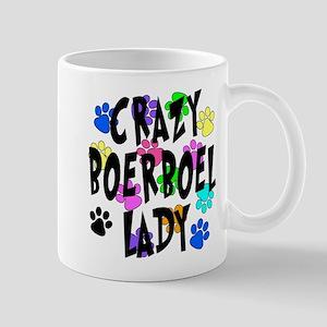 Crazy Boerboel Lady Mug