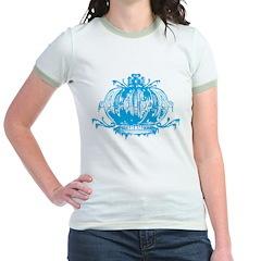 Blue Gothic Crown T