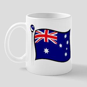 * Aussie Flag * Mug
