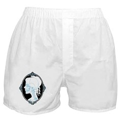 Pretty Skull Cameo Boxer Shorts