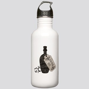 Drink Me Bottle Worn Stainless Water Bottle 1.0L