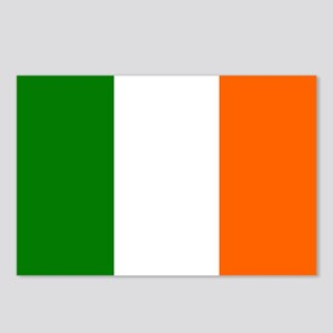 Flag of Ireland Postcards (Package of 8)