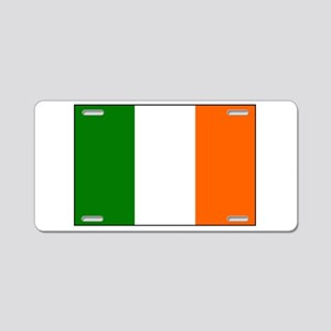 Flag of Ireland Aluminum License Plate