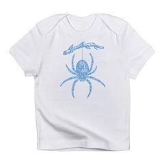 Blue Spider Infant T-Shirt