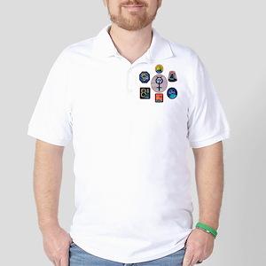 Mercury Commemorative Golf Shirt
