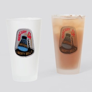 Liberty Bell 7 Gus Grissom Drinking Glass