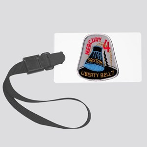Liberty Bell 7 Gus Grissom Large Luggage Tag