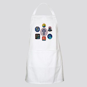 Mercury Commemorative Apron