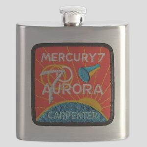 Aurora 7-Scott Carpenter Flask