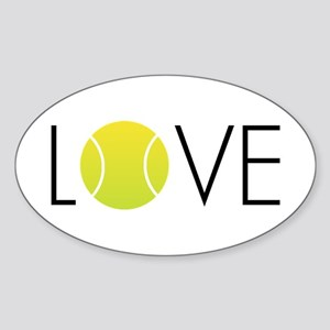 Tennis LOVE ALL Sticker
