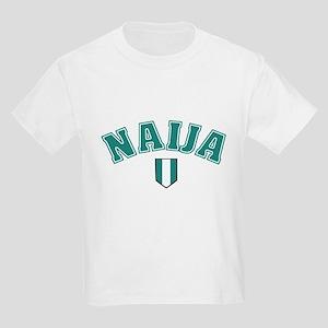 naija soccer shirt Kids T-Shirt