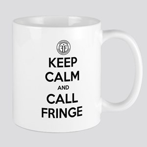 Keep Calm and Call Fringe Mug