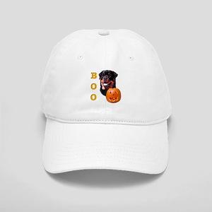 Halloween Rottie Boo Cap