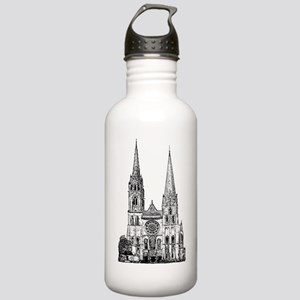 Chartres Cathedral Stainless Water Bottle 1.0L