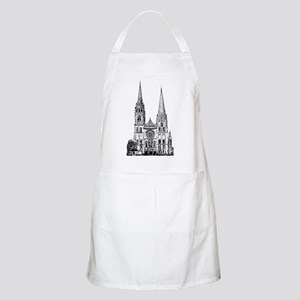 Chartres Cathedral Apron