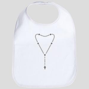Rosary Graphic Bib