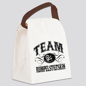 Team Rumpelstiltskin Canvas Lunch Bag