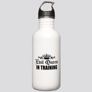 Evil Queen In Training Stainless Water Bottle 1.0L