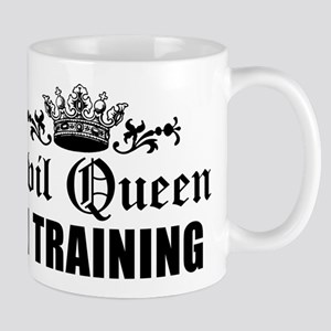 Evil Queen In Training Mug
