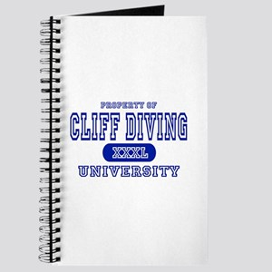 Cliff Diving University Journal