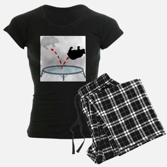 Trampoline Bear Pajamas