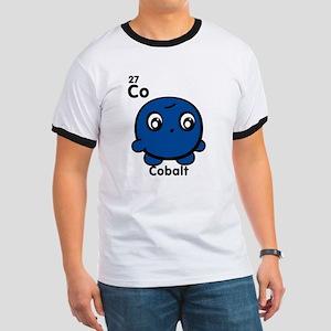 Cute Element Cobalt Ringer T